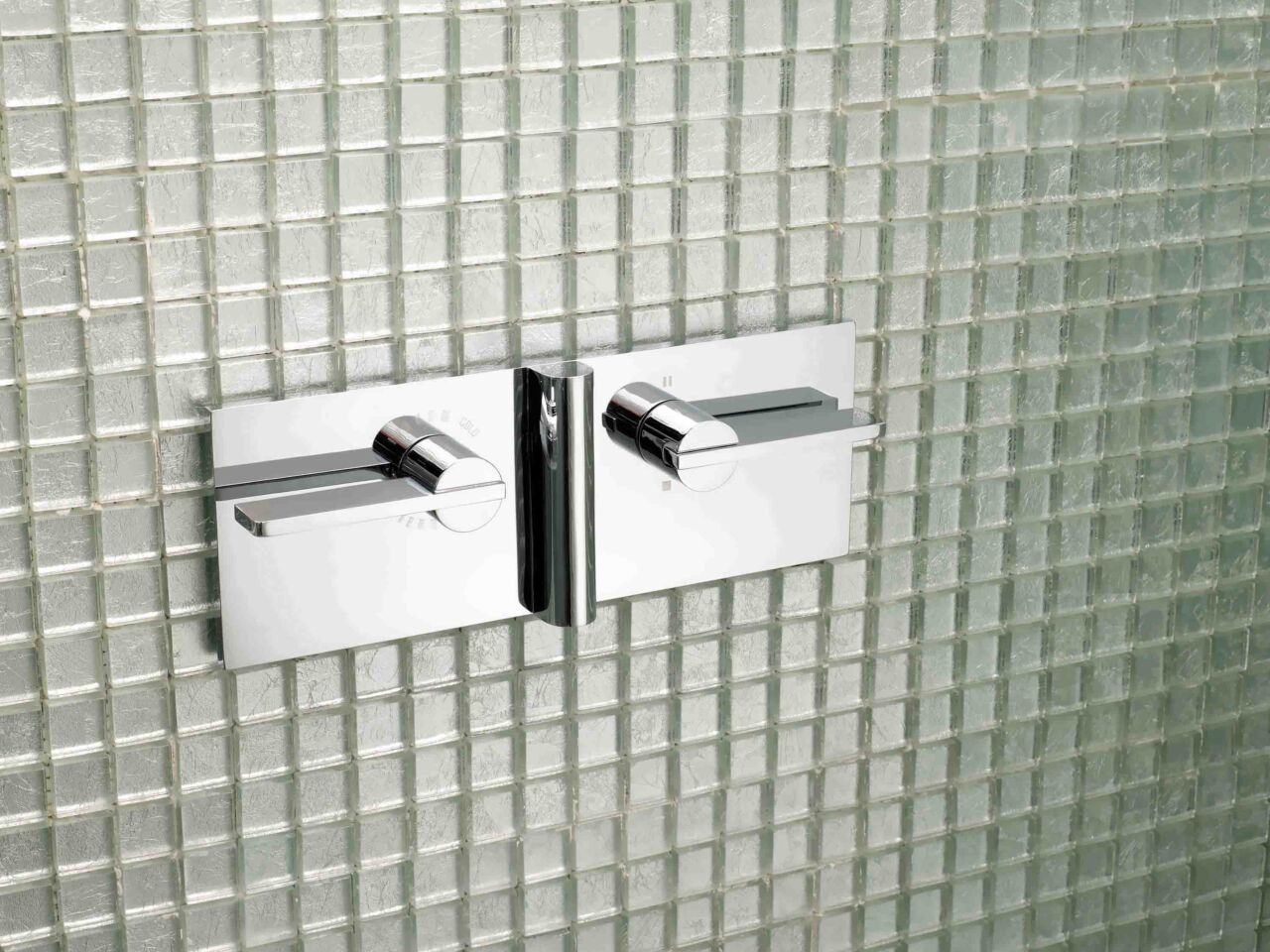 Elixir Blade Design Concealed Thermostatic Shower Mixer