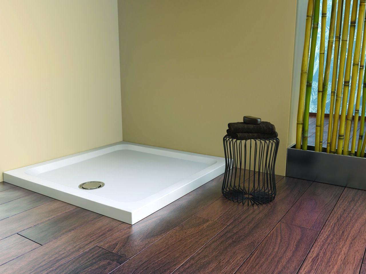 Fineline 60 Shower Tray - Matki